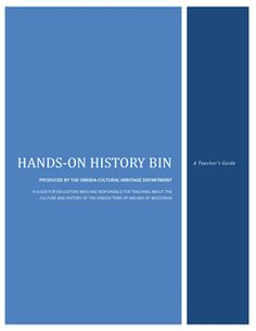 Oneida History Bin for Teachers and Home school 3rd-4th grade-ish. It has fun activities too. Free Download! Curriculum, Homeschool, Fun Activities, Good Books, Have Fun, The Unit, Teacher, History, Action
