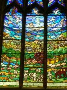 7e80f3c8593c Nantwich UK. Modern Stained GlassStained ...