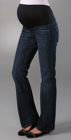 Very cute #Maternity jeans