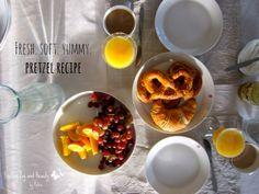 Pretzels Recipe, Body Love, Finding Joy, Html, Food And Drink, Fresh, Breakfast, Health, Blog