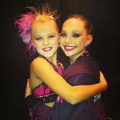 Maddie and Jojo ~Marissa G