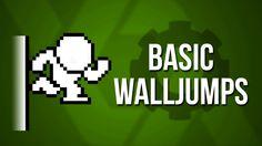 Game Maker Studio: Wall Jump Tutorial [Platformer] Game Maker Studio, Game Dev, Game Design, Unity, Perspective, Indie, Digital Art, Language, Platform