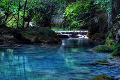 Urederra, paraíso turquesa en un rincón de Navarra    Blog de rutas de turismo rural