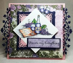 my everything card by Penny O'Dell