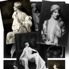 Girls and Pearls 2  Ziegfeld Follies by CharmedMemoryCollage