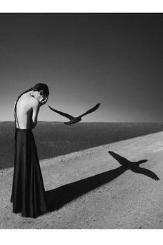 "Noell S. Oszvald e a ""poderosa"" série de auto-retratos no Flickr | P3"