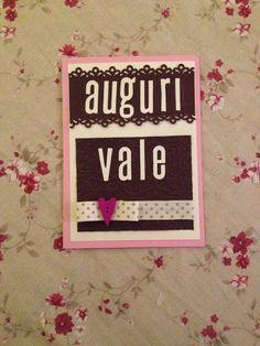 Per il compleanno di mia nipote Valentina ecco un altro lavoro realizzato sempre con il metodo scrapbookin