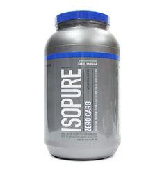 Isopure 3 lbs - precio ( $850 pesos ) proteina zero carbohidratos