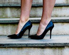 Zara Pointy heels