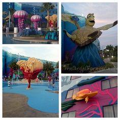 Views from Disney's Art of Animation Resort