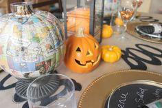 #Halloween #tablescape