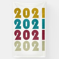 Retro 2021 Large Text Vintage Design Banner Vintage Gifts, Retro Vintage, Outdoor Banners, Word Out, Party Signs, Cheer Up, Life Motivation, Banner Design