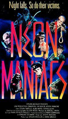 NEON MANIACS 1980