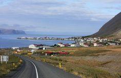 Heima (home)... well it was for three weeks in the summer of 2012, anyway.  Patreksfjörður, Vestfirðir, Ísland.
