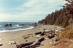 permits and reservations are required to backpack the West Coast Trail