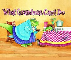 Cover image for What Grandmas can't do