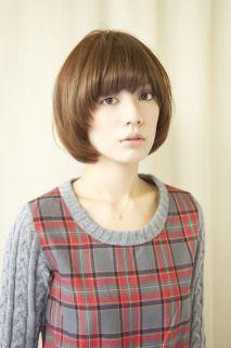 bengkoang hair style