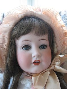 """30"""" Cuno & Otto Dressel Antique Doll from Germany"""