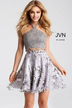 78b52c61fc JVN by Jovani Homecoming JVN53061 JVN Short Cocktai Homecoming Coco s  Chateau Gowns  Prom