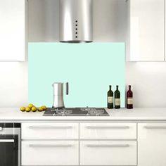 Soft fauna 3- glass colour Kitchen Splashback by CreoGlass Design (London,UK). See more at: www.creoglass.co.uk #kitchen #kitchendesign