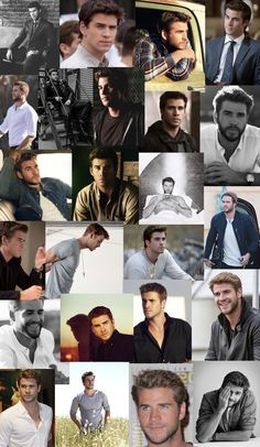 Hemsworth Brothers, Liam Hemsworth, Gale Hunger Games, Triple Six, Gale Hawthorne, Boyfriends, Pretty People, Blue Eyes, Hot Guys