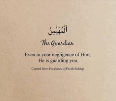 Quran Quotes Love, Allah Quotes, Inspirational Quotes Pictures, Muslim Quotes, Religious Quotes, Beautiful Names Of Allah, Beautiful Islamic Quotes, Prophet Muhammad Quotes, Life Quotes Pictures