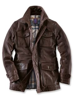 British Shop, Winter Leather Jackets, German Uniforms, Men's Coats And Jackets, Dandy, Gentleman, Military Jacket, Mens Fashion, Outfits
