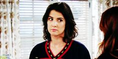 Definitely- Robin's no stranger to mean mugging and side-eyeing when necessary. | 24 Badass Traits That Make Robin Scherbatsky Your Ultimate Role Model
