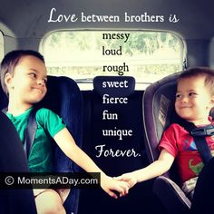 5 Ways to Encourage Positive Sibling Relationships - Moments A Day
