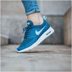 Nike Air Max Thea Sneakers •The Nike Air Max Thea Women's Shoe is equipped with premium lightweight cushioning and a sleek, low-cut profile for lasting comfort and understated style.   •Runs narrow. Will work for a 8 or narrow 8.5  •New in box (no lid). NO TRADES/PAYPAL. Nike Shoes Sneakers