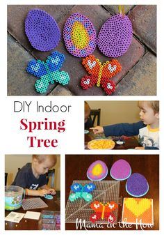 DIY an indoor spring