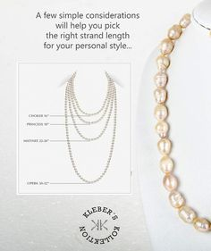 Are you pearls's lover? This information is for you... A few simple considerations will help you pick the right strand length for your personal style... choker 16'' princess 18'' matinee 22-24'' opera 30-32'' Illustration : @klebersoriano  be DIFFERENT choose an #kk #fashion #moda #pearls #june #birthstone #bijoux #bisuteria #infografia #graphicdesign #publicidad #ads #design #designer #emprendedor #Ecuador #photography #handmade #jewel #jewelry #estilo #style #accessories #accesorios…