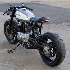 Our team rides and wrenches so don't hesitate to reach out whether you have questions regarding your Cafe Racer! Cb 450 Cafe Racer, Cafe Racer Honda, Custom Cafe Racer, Cafe Racer Bikes, Cafe Racer Build, Cafe Racer Motorcycle, Motorcycle Hair, Grom Motorcycle, Motorcycle Luggage