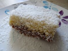 Γλυκό με σοκολάτα και καρύδα Krispie Treats, Rice Krispies, Greek Recipes, Vanilla Cake, Caramel, Coconut, Favorite Recipes, Sweets, Sugar