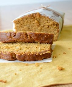 The 50 Best Pumpkin Recipes - First up? Pumpkin Loaf--great for early weekend risers when you have guests over and aren't ready to serve a full breakfast yet.
