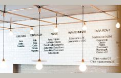 Mexican Factory Restaurant Interiors by Plantea Architectura // Madrid-based architecture studio Plantea designed this small restaurant in a shopping mall just outside their hometown as the first unit of a newly established local fast-food company. The designers wanted to avoid any...