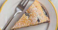 Recette de Gâteau invisible léger aux myrtilles. Facile et rapide à réaliser, goûteuse et diététique. Ingrédients, préparation et recettes associées.
