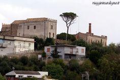 Iglesias - castello Salvaterra