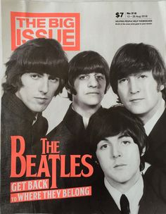 On the day of the official launch of the new Beatle documentary film Eight…
