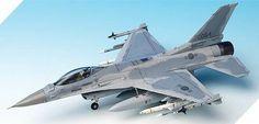 Scalehobbyist.com: Kf-16C Fighting Falcon by Academy Models