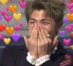 New Memes Bts Caras Namjoon 49 Ideas Bts Meme Faces, Funny Faces, K Pop, Namjoon, Taehyung, Hoseok, Foto Bts, J Hope Tumblr, Bts Emoji