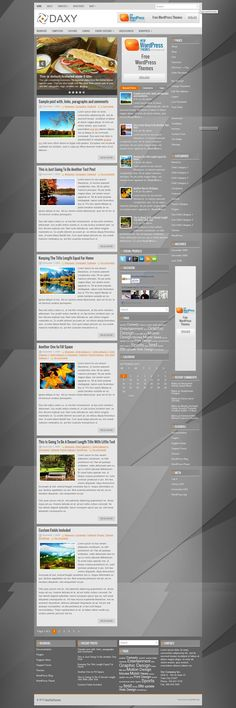 Daxy - Download Free WordPress Theme by NewWpThemes