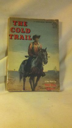 The Cold Trail by Paul Evan Lehman, Handi Books # 99 1st Edition Paperback 1949
