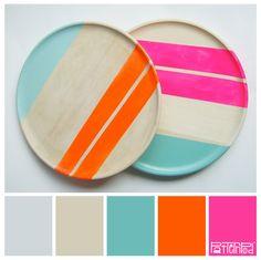Neon Brights #patternpod #patternpodcolor #color