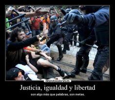 Ismael-justicia ,igualdad y libertad