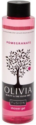 Olivia Olive Beauty Products Refreshing Shower Gel with Organic Olive Fruit  Pomegranate extracts from Greece 101 oz *** Visit the image link more details.