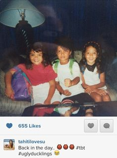 TBT bruno and sisters