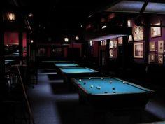 Pool Hall Design Ideas