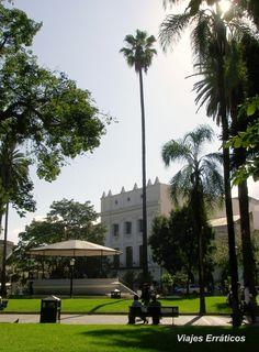 Plaza de 9 de Julio / Salta / ARGENTINA