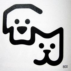 I like this because I have a dog-cat and a cat-dog
